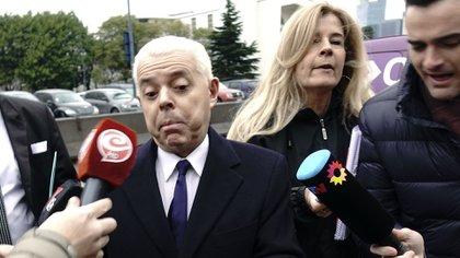 El ex juez federal Norberto Oyarbide (NA)