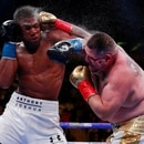 Andy Ruiz Jr fights Anthony Joshua for the WBA Super, IBF, WBO & IBO World Heavyweight Titles New York, United States, June 1, 2019. REUTERS/Andrew Couldridge/File Photo SEARCH