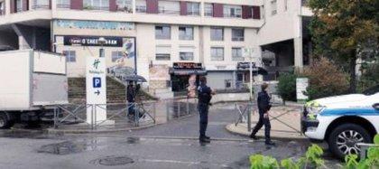 Los vecinos de la localidad quedaron conmocionados tras el ataque (Foto: @bassemvaudais)