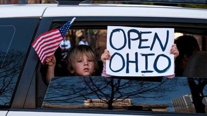 Estados Unidos decidió dejar las políticas de apertura y cierra en manos de cada distrito. Así, a diferencia de las grandes urbes, muchos estados como Ohio se niegan a seguir las normas contra el COVID-19. Foto: Archivo DEF.