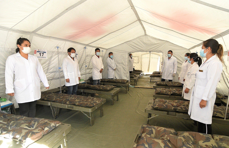 Actualmente la provincia de Córdoba tiene una ocupación de camas de terapia intensiva que supera el 90%, afirman desde la Sociedad de Terapia Intensiva de Cordoba