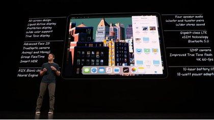 Las características más destacadas de las nuevas iPad Pro.