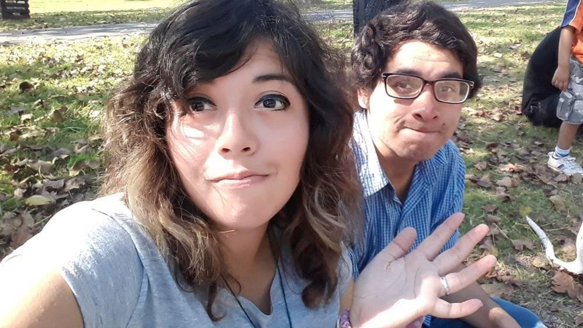 Victoria Agüero y Emanuel Rivarola son pareja desde hace dos años