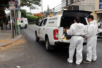De acuerdo con la organización Reporteros Sin Fronteras, más de diez comunicadores han sido asesinados en el sexenio de López Obrador. (Foto: Margarito Pérez Retana/Cuartoscuro)