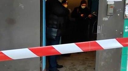 El detenido enfrenta 15 años de prisión, según las leyes ucranianas