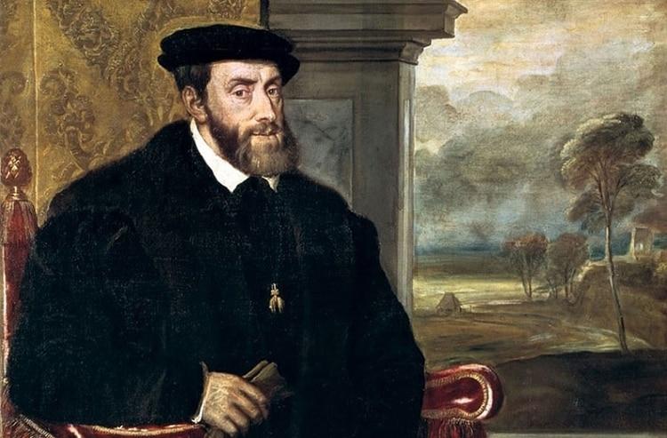 Carlos I, al mando de España, disputaba contra el rey de Francia Francisco I y la República de Venecia la ciudad de Milán, considerada la puerta de entrada a Italia en la Guerra del Milanesado