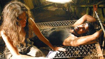 """Mira Furlan, recordada por su personaje de Danielle Rousseau en """"Lost"""""""