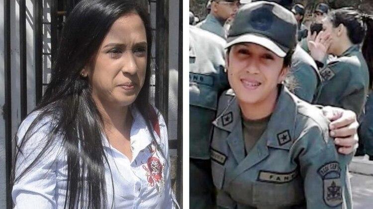 La teniente Katiuska Jamboos Reyes era bacterióloga del servicio médico del comando Zona Número 11 de Zulia.