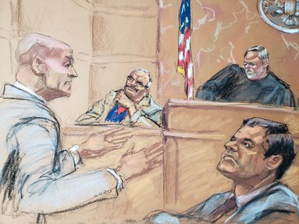 La postura de este juez durante el proceso que enfrentó El Chapo Guzmán fue implacable respecto a sus decisiones. (Foto: Jane Rosenberg/Reuters)