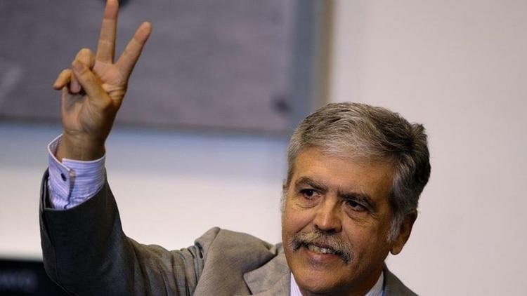 El ex ministro de Planificación Julio De Vido