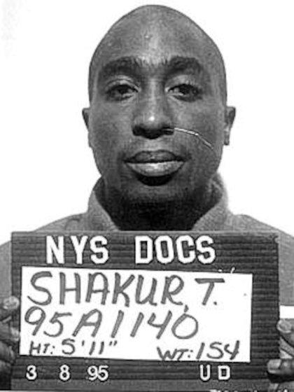 Tupac Shakur (Foto: Kypros/Shutterstock)