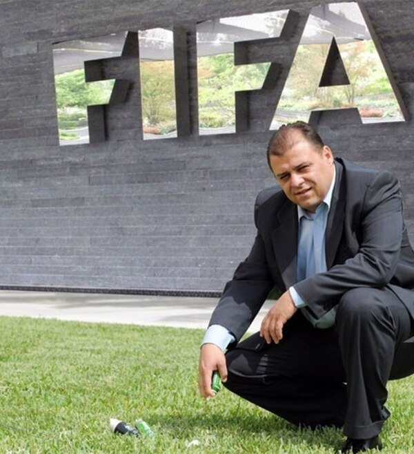 El brasileño Allemagne pretende llegar a un acuerdo con la FIFA (@heineallemagne)