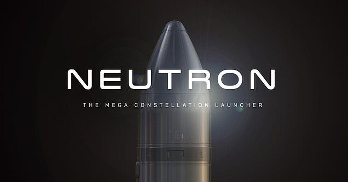 What will Neutron look like, the new rocket for interplanetary Human missions that will compete with SpaceX