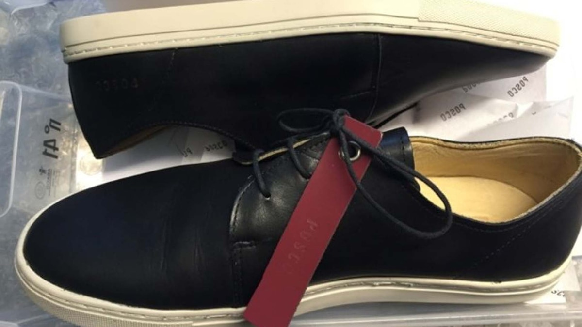 Calzado Fetichismo Porno zapatillas: la prenda fetiche de mauricio macri - infobae