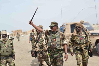 07/04/2020 El presidente de Chad, Idriss Déby POLITICA AFRICA CHAD INTERNACIONAL TWITTER DEL PRESIDENTE DE CHAD (@@IDRISSDEBYI)