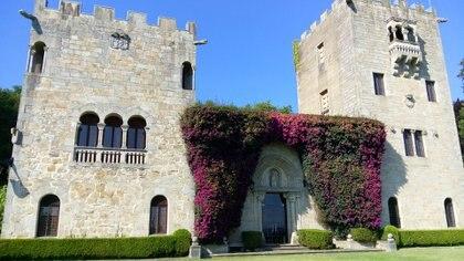 Palacio Pazo de Meirás, en Galicia