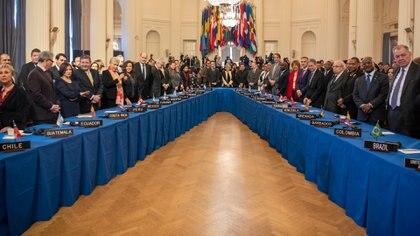 Cumbre de la OEA (Foto de archivo)