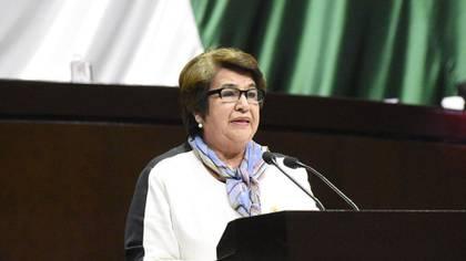 María Libier González da positivo a coronavirus (Foto: Twitter Diputados Ciudadanos)