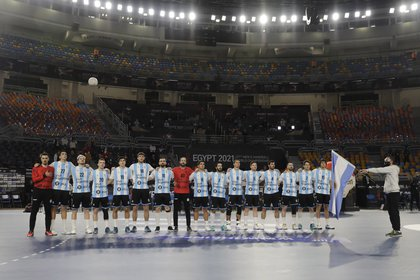 Argentina added their first 2 points in the World Cup (REUTERS / Mohamed Abd El Ghany)