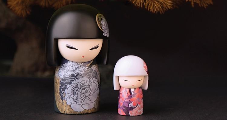 "La muñeca Kaori, ""Strength-Fortaleza"""