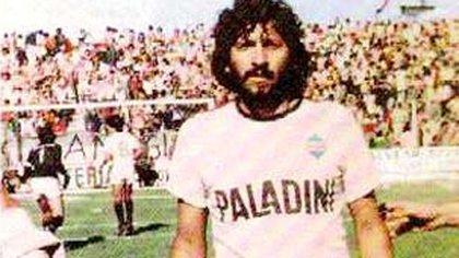 El Trinche Carlovich fue convocado por Menotti para la Selección
