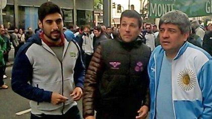 Facundo y Pablo Moyano (@Aeronavegantes)