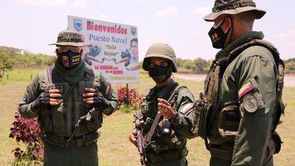 Se registran nuevos enfrentamientos entre grupos disidentes de las FARC en el estado fronterizo de Apure, Venezuela