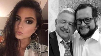 La nuera de AMLO presuntamente tiene nexos con líderes petroleros (Foto: Instagram/Archivo)