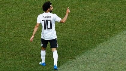 Salah es la máxima figura del fútbol egipcio (REUTERS/Jason Cairnduff)