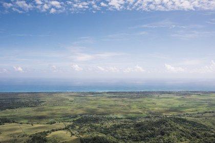 Los inversionistas se vieron atraídos por las playas y su arena blanca, cocoteros, aguas cristalinas y exuberantes arrecifes de coral y no dudaron del potencial turístico que esta tierra tenía por delante