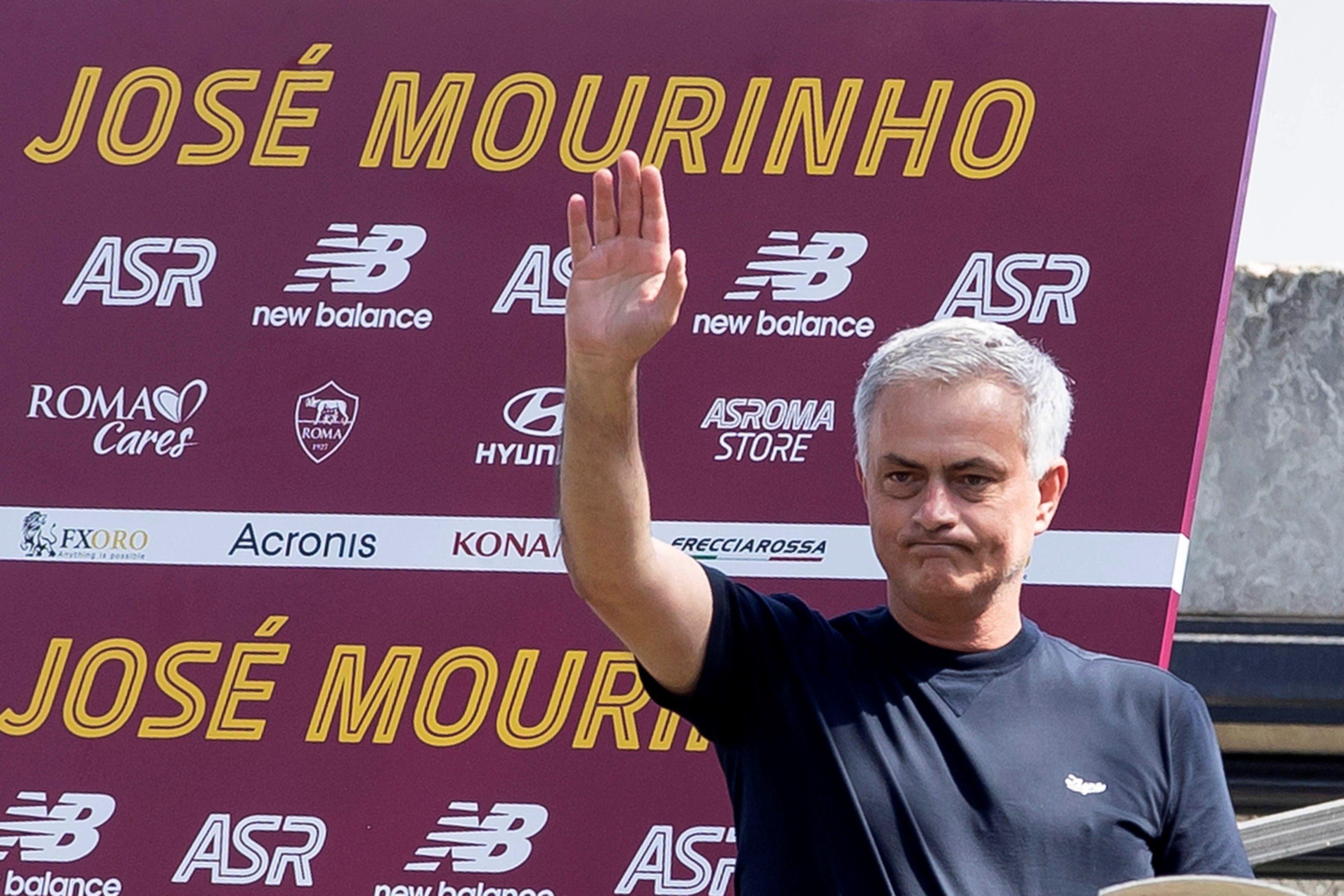 Mourinho asume un nuevo reto (EFE)