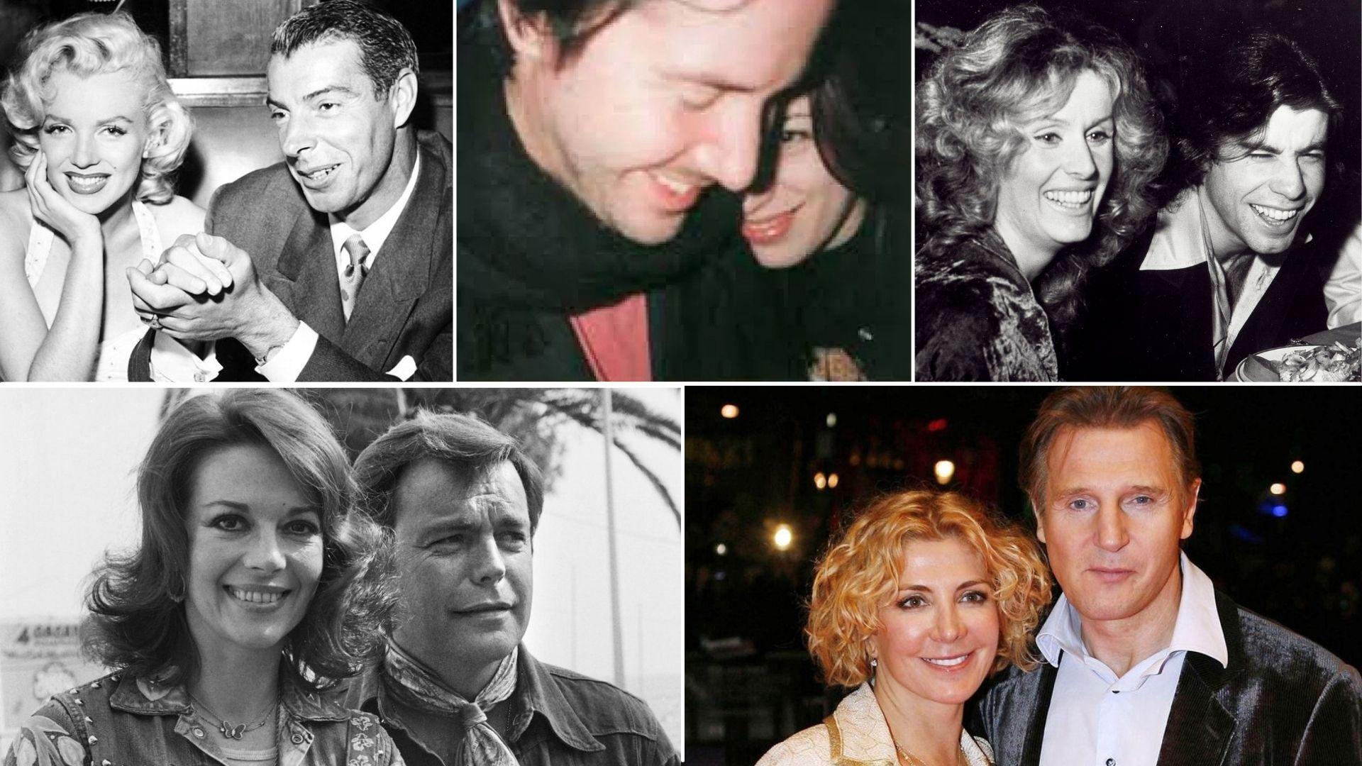 Las más trágicas historias de amor de Hollywood