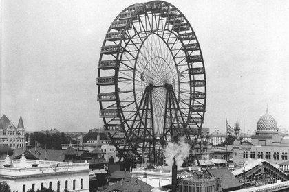 La Ferris Wheel de Chicago