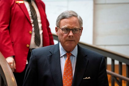 El senador republicano Richard Burr (REUTERS/Al Drago)