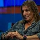 El ex jugador de futbol Claudio Paul Caniggia en una entrevista en Infobae (Damián Rodríguez)