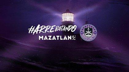 Mazatlán FC realizó su presentación en redes sociales (Foto: Twitter@MazatlánFC)