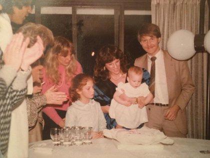 """El recuerdo de un cumpleaños de Natalí. """"Mi papá era lo más importante que tenía en el mundo"""", dijo Estefanía"""