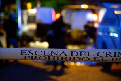 Aterrador tiroteo a las afueras de una clínica en Culiacán dejó un muerto FOTO:  JUAN CARLOS CRUZ /CUARTOSCURO.COM