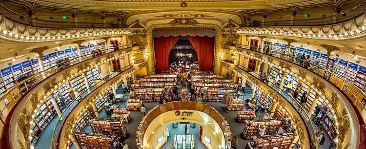 El Ateneo Gran Splendid, en Buenos Aires