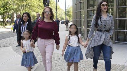 Las gemelas de Joaquín Guzmán Loera serán las únicas que lo podrán visitar en ADX Florence (AFP)