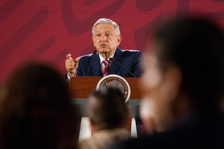 Andrés Manuel López Obrador, presidente de México(GALO CAÑAS /CUARTOSCURO.COM)