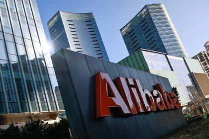 Alibaba en Beijing, China. REUTERS/Thomas Peter/File Photo