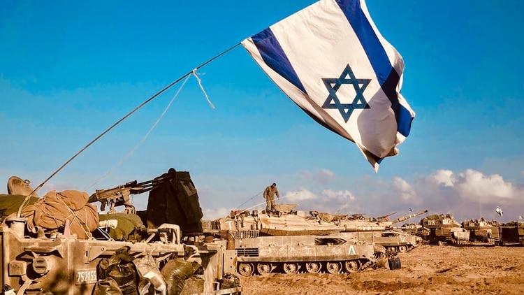 Los ataques israelíes fueron llevados a cabo por un tanque y un avión del Ejército