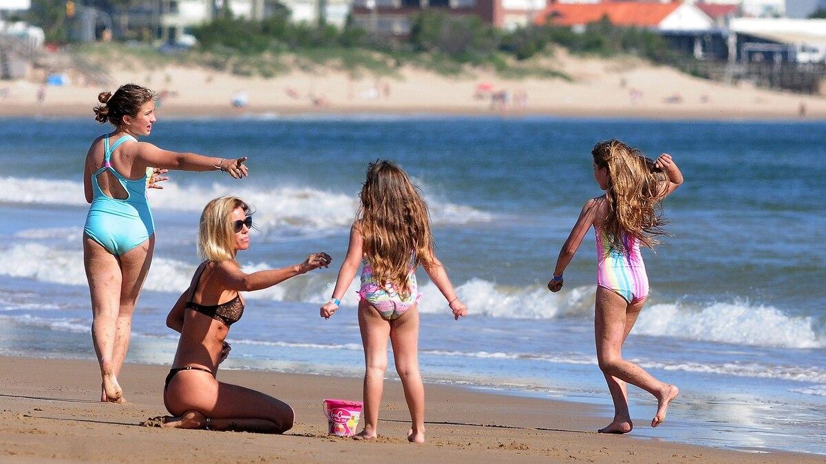 """Nicole Neumann viajó a Punta del Este con sus hijas a festejar su cumpleaños: """"Estoy muy bien, en paz y entera - infobae"""