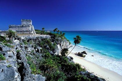 Tulum es uno de los destinos más populares de Quintana Roo (Foto: Flickr)