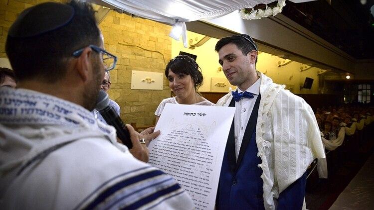 El ketová es el documento legal que certifica la unión
