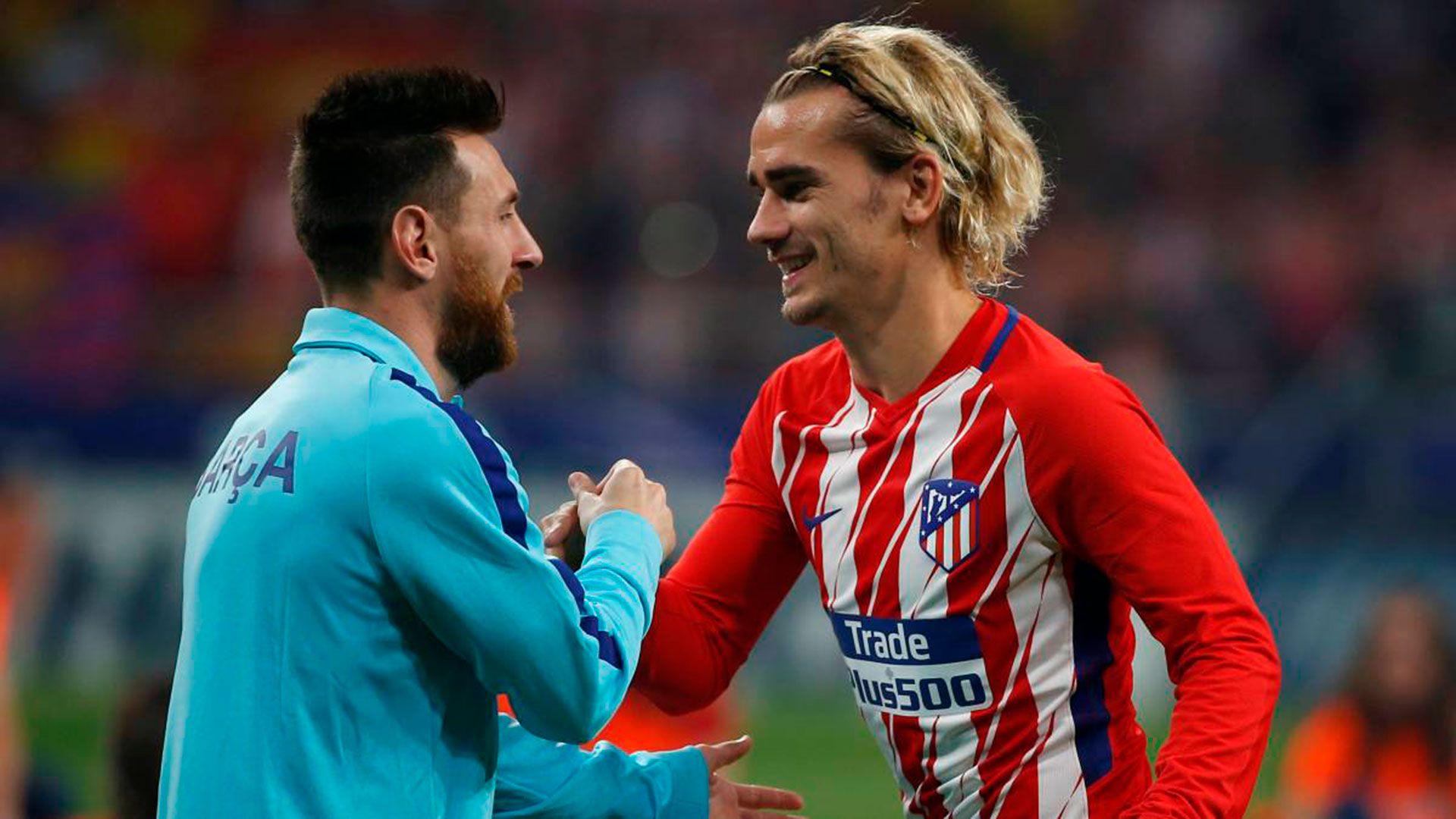 El francés jugará con Messi (Reuters)