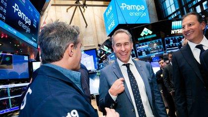 Marcelo Mindlin, dueño de Pampa Energía y Edenor en Wall Street