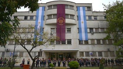 El Hospital Militar Central en su 80 aniversario (Gustavo Gavotti)