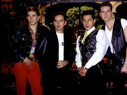 Mayer y Ortiz se conocieron en 1989, cuando fueron seleccionados para formar el grupo Garibaldi (Foto: Archivo)